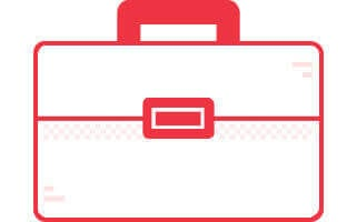Specialized Services Suitcase Icon
