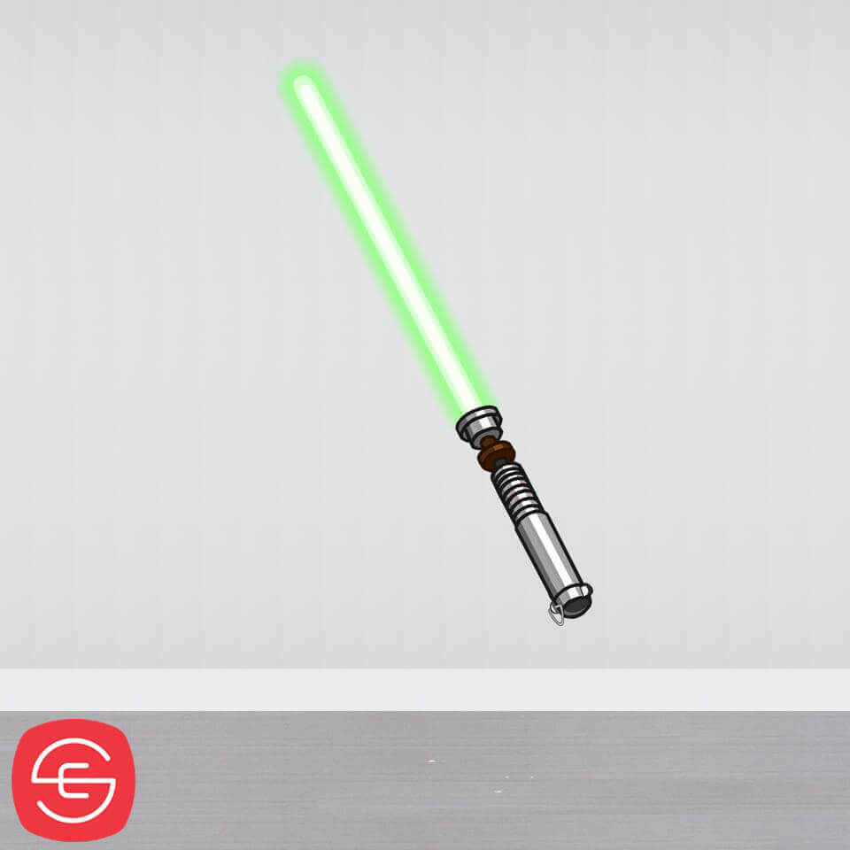 lightsaber expanded