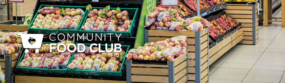 Point of Sale Software – Community Food Club